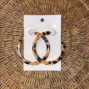 Resin fashion hoops